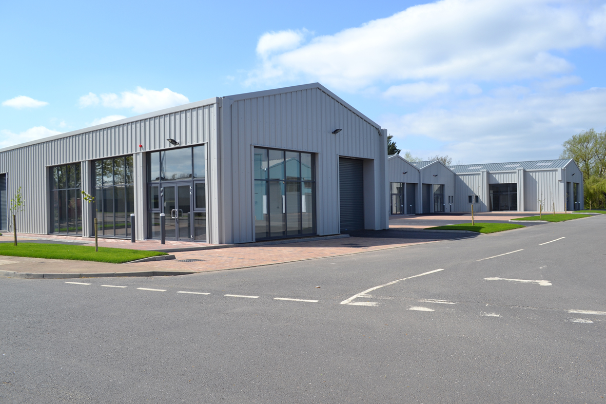 Complete renovation of 6 industrial units leaf Architecture firm for sale
