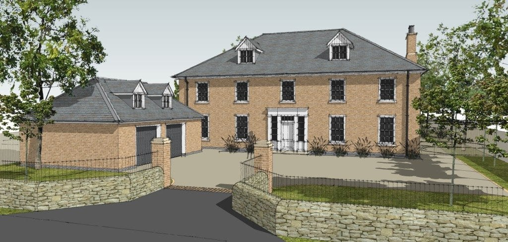 New house architect northamptonshire archives leaf architecture New build house designs