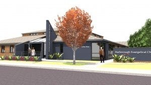 Planning Permission Granted for frontage improvements to Local Church