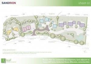 Leaf's Masterplan Scheme considered by village…