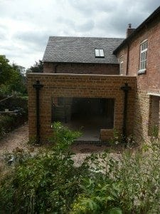Beautiful stonework completed in Medbourne…