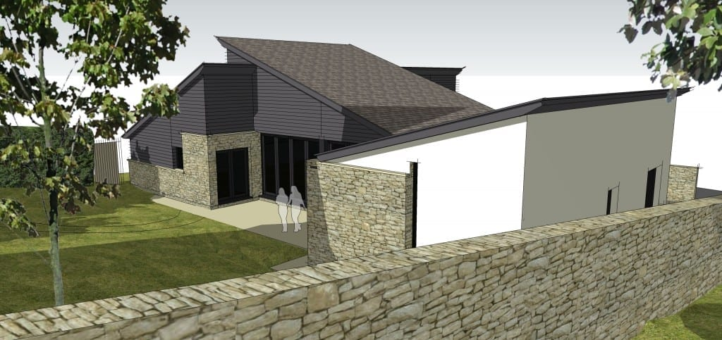Contemporary Building for Life 12 house gets planning approval…