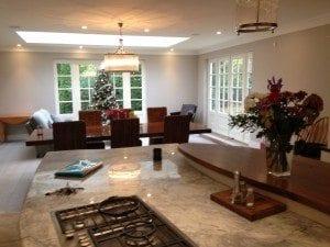 London Garden Room Completed…