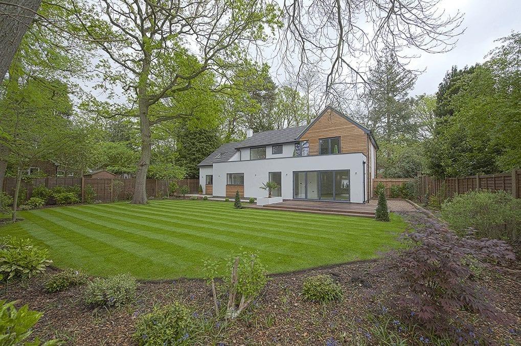 Leaf's Woking House Design sells for £1.1 million….