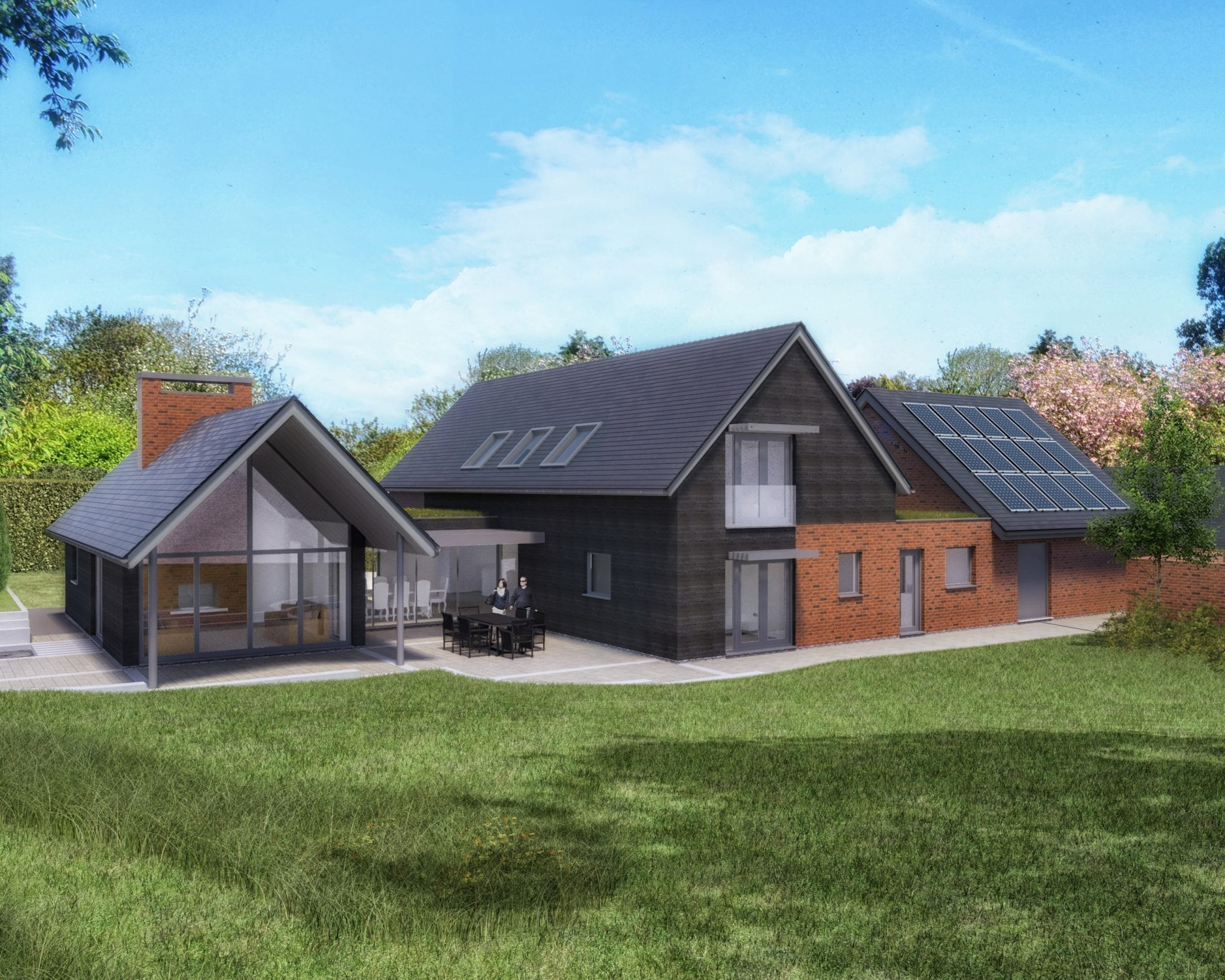 Planning Approved for New Eco House…