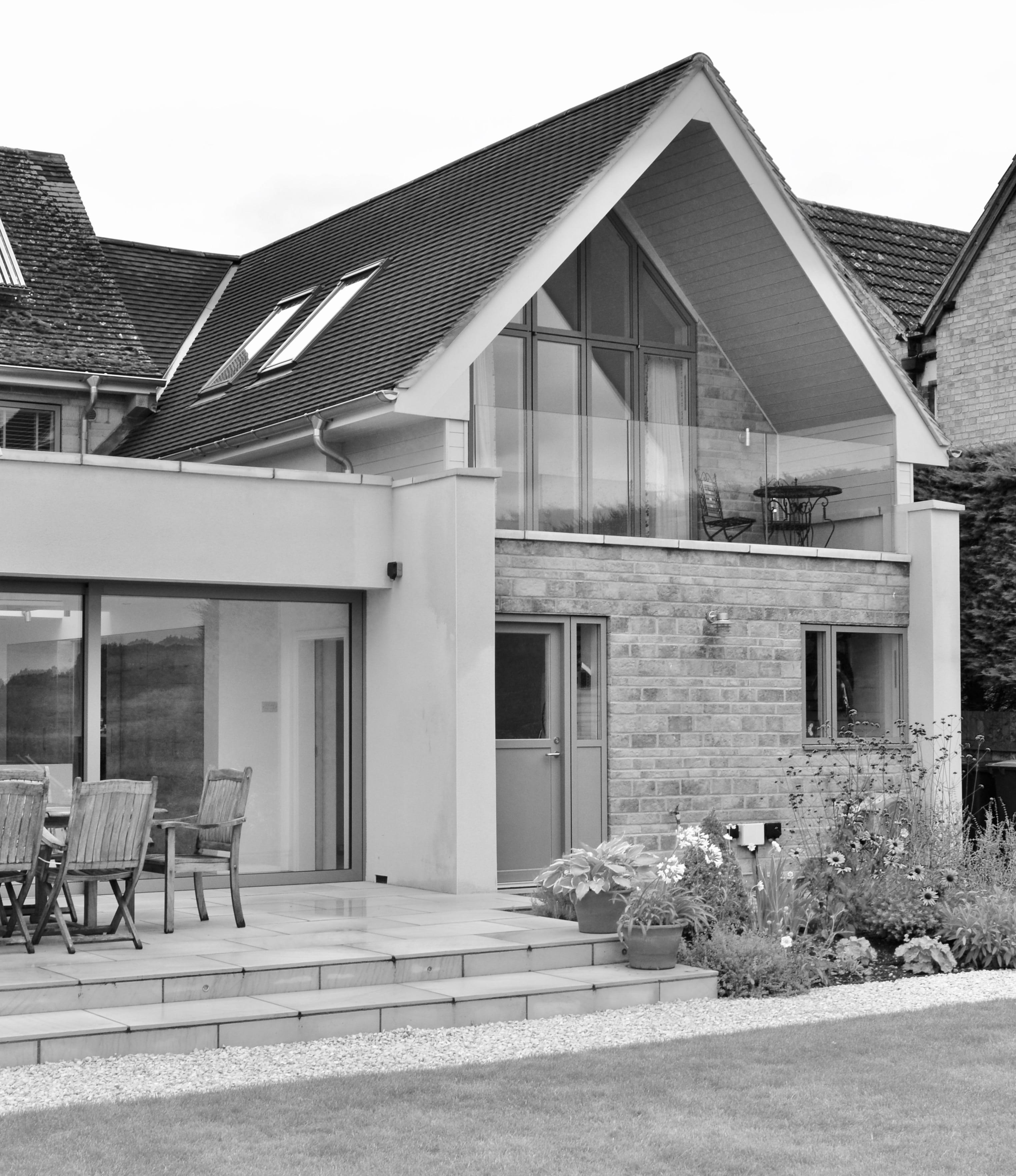 Sensitive House Remodelling