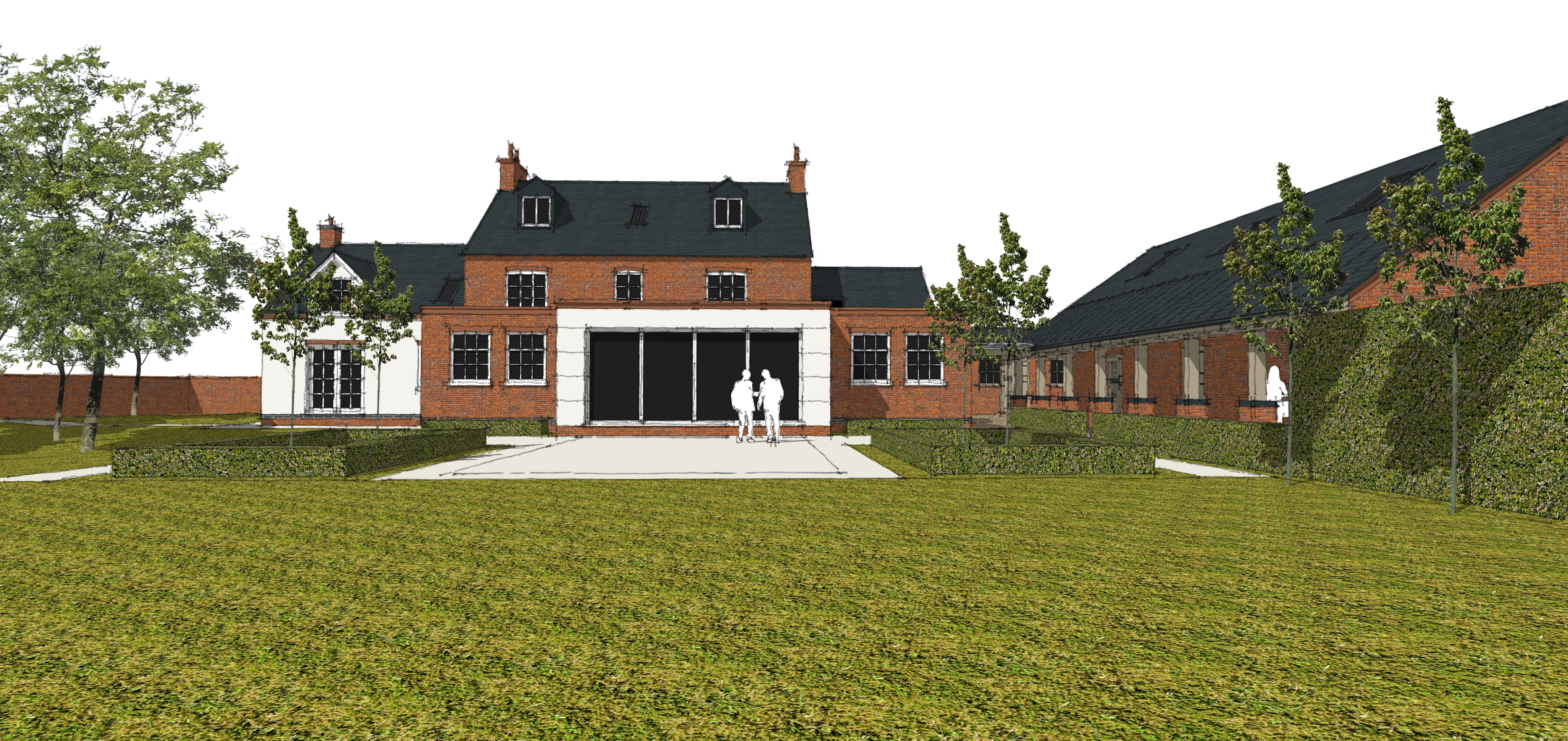 Leaf continues success record for gaining listed building & planning consent..