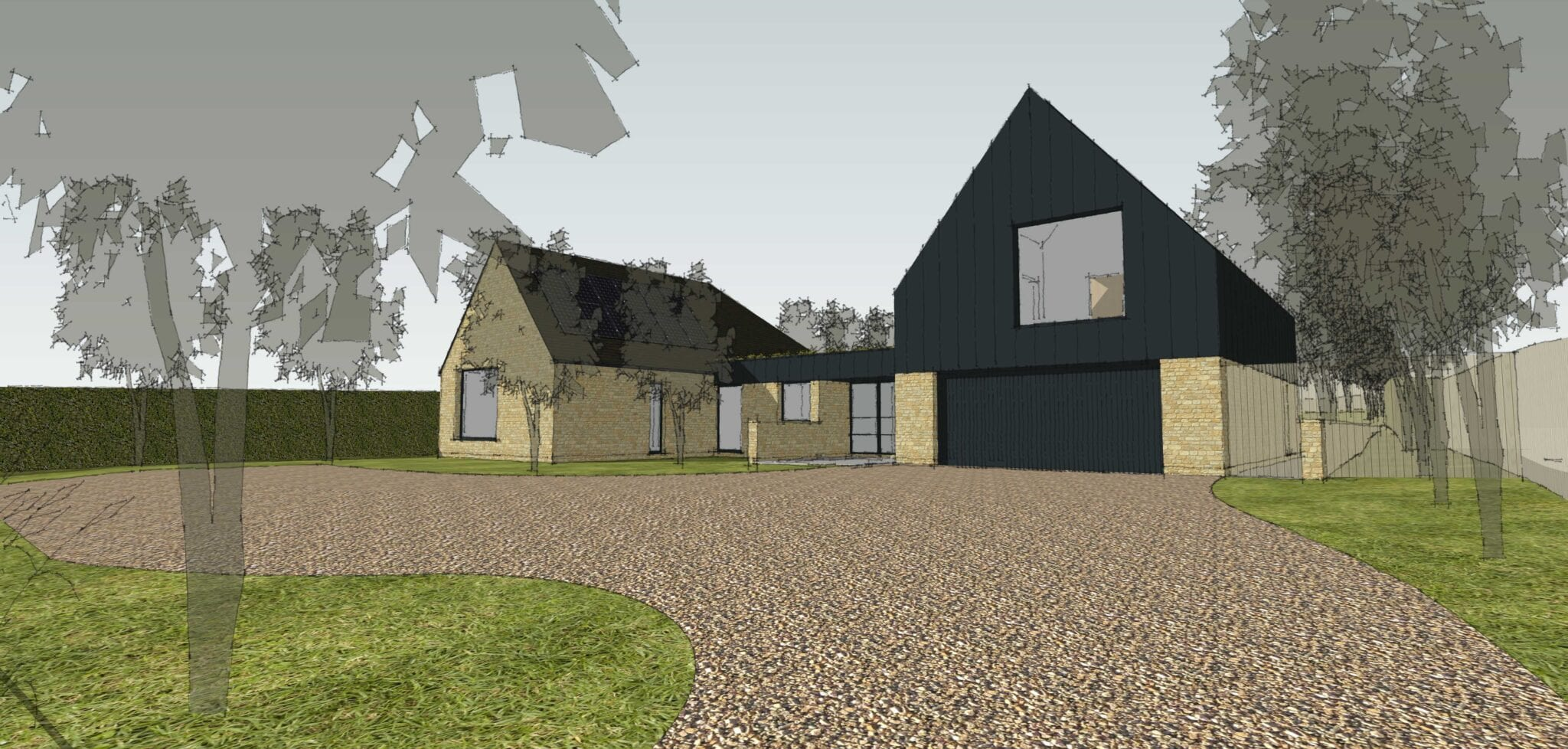 2nd Contemporary House Recommended Approval within a week…