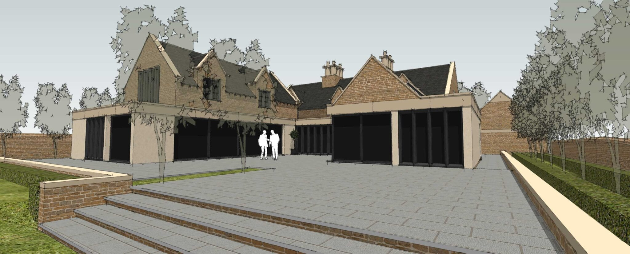 Planning Submitted for Extensions to a Period Property…