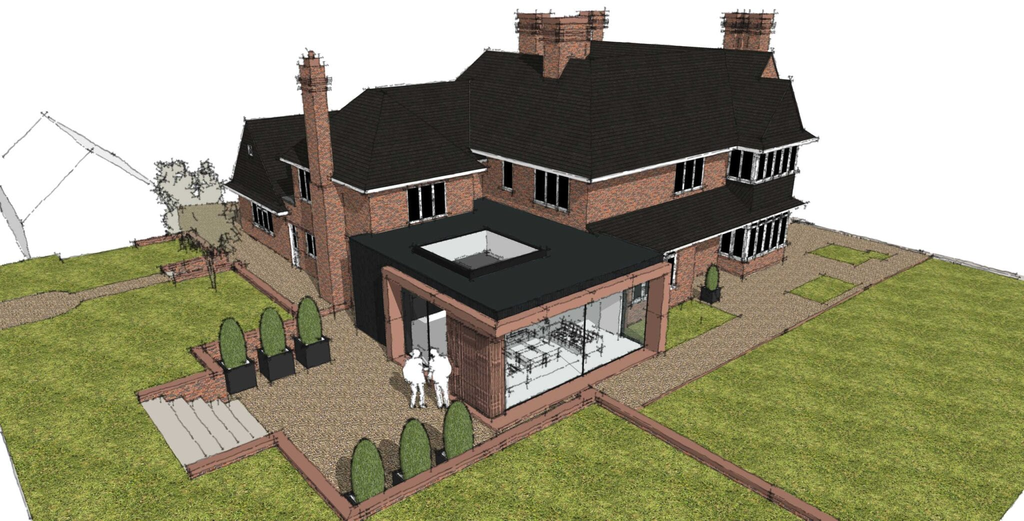 Planning Submitted for Bespoke Extension…